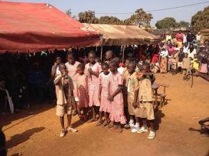 Baobab Festival in Baobab School